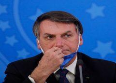 'Chega de frescura e mimimi', diz Bolsonaro sobre isolamento