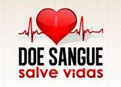 CAMPANHA DE DOAÇÃO DE SANGUE EM MILAGRES OCORRE DIA 31 DE MARÇO