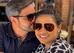 """Kaká Diniz alerta Simone sobre período sem sexo: """"Só daqui seis semanas"""""""