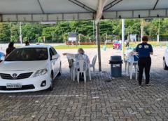 Fortaleza começa hoje vacinação da segunda dose da CoronaVac em drive-thru