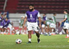 """Prestes a completar 100 jogos pelo Santos, Felipe Jonatan vibra: """"Um privilégio enorme"""""""