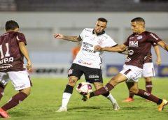 Corinthians leva virada da Ferroviária e perde invencibilidade de 10 jogos