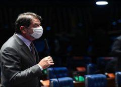 Cid elogia CPI ampla e defende investigação do Governo e repasse a estados e municípios