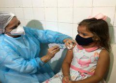 Ceará começa vacinação contra gripe com 313,6 mil doses