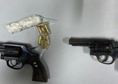 Armas são apreendidas em operação contra suspeitos de chacina em Caucaia