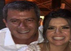 """Ex-mulher de Tom Veiga nega ter envenenado o ator: """"me chamam de assassina"""""""