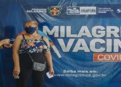 Secretaria de Saúde convoca novas pessoas de 59 a 56 para  vacinação nesta quinta: veja a lista