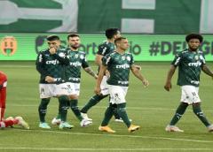 Análise: Palmeiras vive pior momento da era Abel e acende sinal de alerta com queda em casa