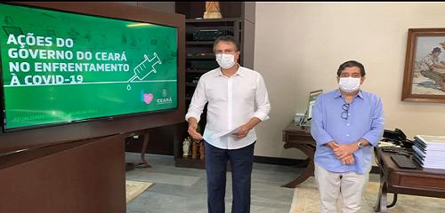 Novo decreto libera eventos de até 200 pessoas no Ceará e amplia horário dos restaurantes
