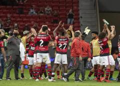 Análise: encorpado e reforçado pela torcida, Flamengo retoma o brilho no olho com Renato Gaúcho