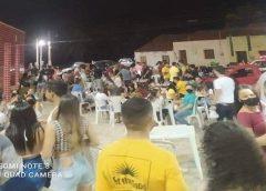 FESTA DE SENHORA SANTANA, EM UMBURANAS, É MARCADA POR AGLOMERAÇÕES E FALTA DE FISCALZAÇÃO