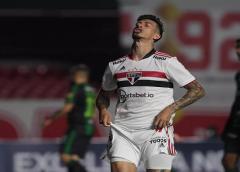 Análise: São Paulo estaciona em campo e na tabela com atuação ruim contra América-MG