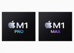Apple M1 Pro e M1 Max são até 4 vezes mais rápidos que o primeiro M1