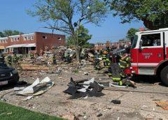 Explosão causada por gás atinge cidade de Baltimore, nos Estados Unidos