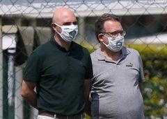 Defesa ao protocolo e apoio dos atletas: como o Palmeiras se organizou por jogo no domingo