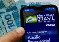 Caixa deposita auxílio de R$ 600 e libera saque de R$ 300; veja quem recebe.