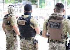 Operação cumpre mandados de prisão em aberto e prende 12 pessoas em sete bairros de Fortaleza