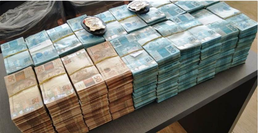 PF prende ex-deputado suspeito de ter comandado fraudes milionárias - TV  CARIRI