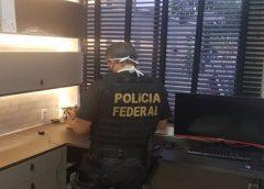 PF investiga cearense por envolvimento em fraudes bancárias internacionais