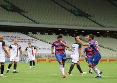 Fortaleza busca postura mais ofensiva em primeiro teste após saída de Enderson Moreira