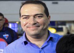 No embalo do anúncio de Vojvoda, Marcelo Paz diz que quer atingir 20 mil sócios-torcedores rapidamente
