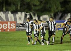 Ceará ganha do Crato por 1 a 0 e vence a primeira no Campeonato Cearense