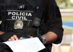 Homem é preso pela Polícia Civil após cometer crime de feminicídio em Fortaleza