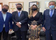 Totonho Lopes toma posse como deputado federal em Brasília nesta quarta-feira