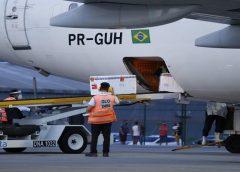 Ceará recebe mais 273.300 doses de vacinas contra a Covid-19