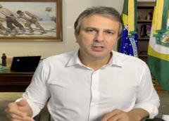 Camilo Santana deve anunciar novo decreto estadual nesta sexta-feira, 11