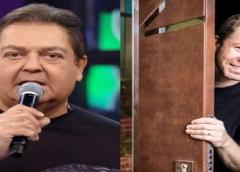Faustão se recupera de infecção urinária e Tiago Leifert vai apresentar 'Domingão' neste fim de semana