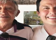 Ceará lamenta morte do pai nas redes sociais: 'Meu guerreiro partiu'