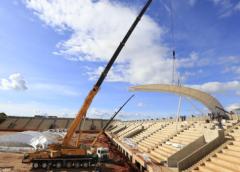 Estádio Romeirão poderá receber partidas do Campeonato Brasileiro