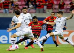 Análise: Santos sofre no segundo tempo e expõe problema na criação de jogadas