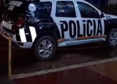 Após chegar em casa bêbado e agredir irmã, homem acaba preso pela Polícia Militar em Milagres