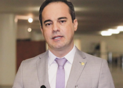 """Capitão Wagner sai em defesa de Dilma e pede """"mais respeito com as mulheres"""""""
