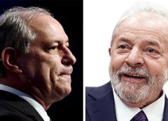 Ciro anuncia rompimento definitivo com Lula e o Partido dos Trabalhadores